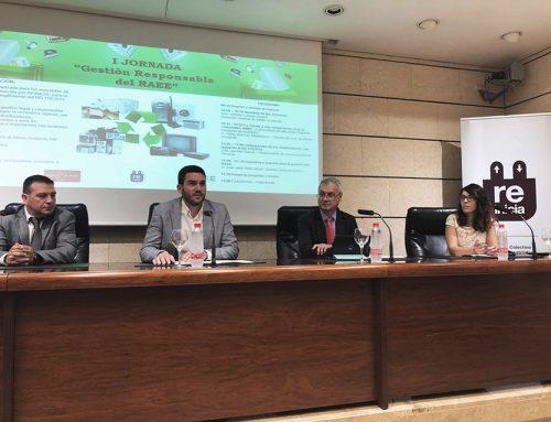 reinicia organiza la I Jornada de Gestión Responsable de RAEE